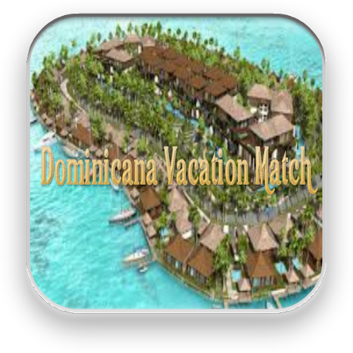 Dominicana Vacation Match Game