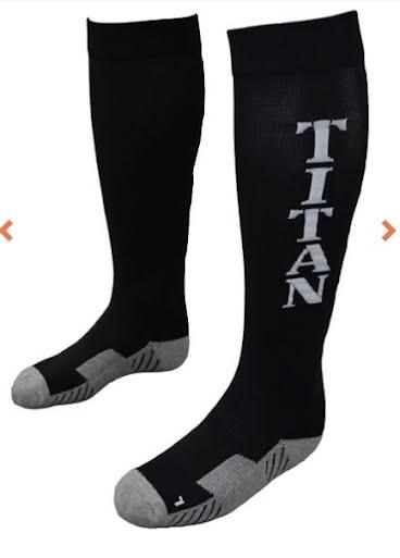 Titan Deadlift Socks - Large