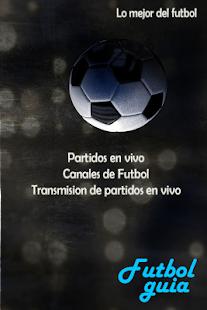 TvFutbol - Ver fútbol online guía deportes online for PC-Windows 7,8,10 and Mac apk screenshot 4