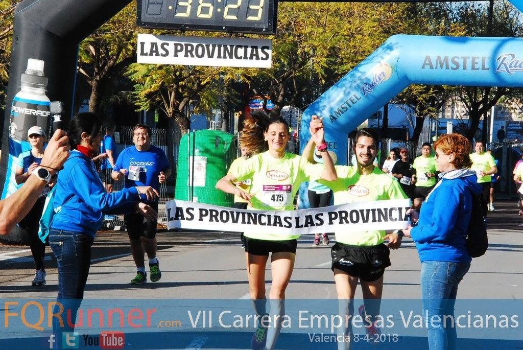 Ganadora 10K MARIA JOSE CANO LOPEZ FREILE