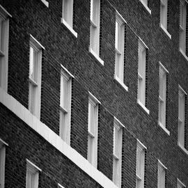 Windows by Rhonda Kay - Buildings & Architecture Public & Historical