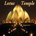 Lotus Temple Delhi icon