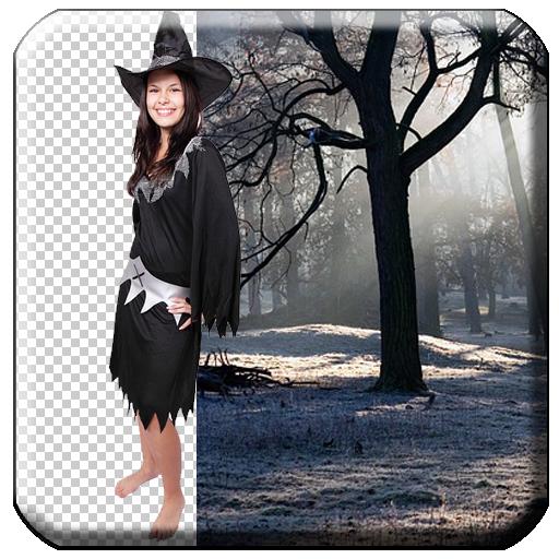 背景の写真を変更 攝影 LOGO-玩APPs