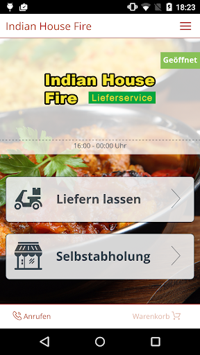 Indian House Fire