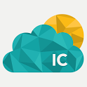 Iceland weather guide icon