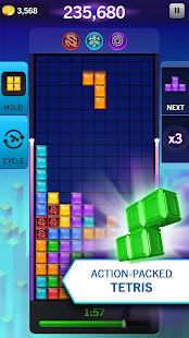 TETRIS Blitz Screenshot