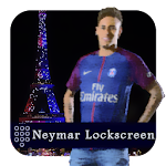 Neymar in PSG Lockscreen Live Wallpaper 2018