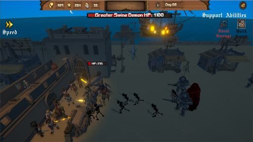 Pirate Colony Defense Survival 1.11 de.gamequotes.net 2