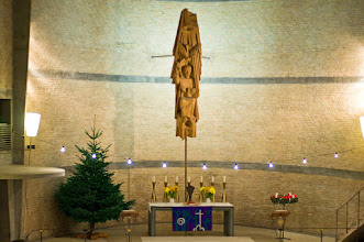 Photo: Hamburg - Hamm, Kirche Dreifaltigkeit