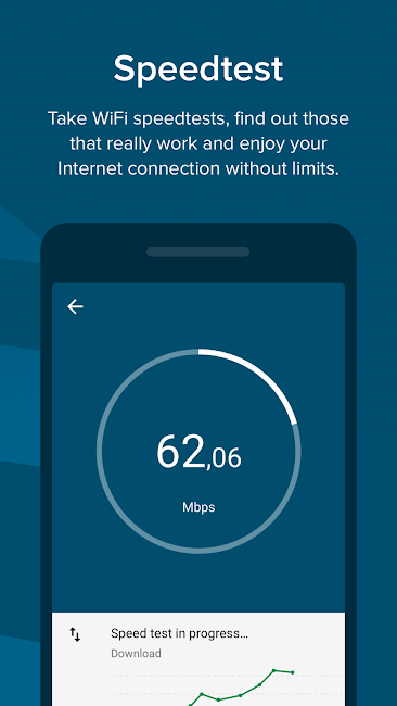 #6. Free WiFi - Wiman (Android)