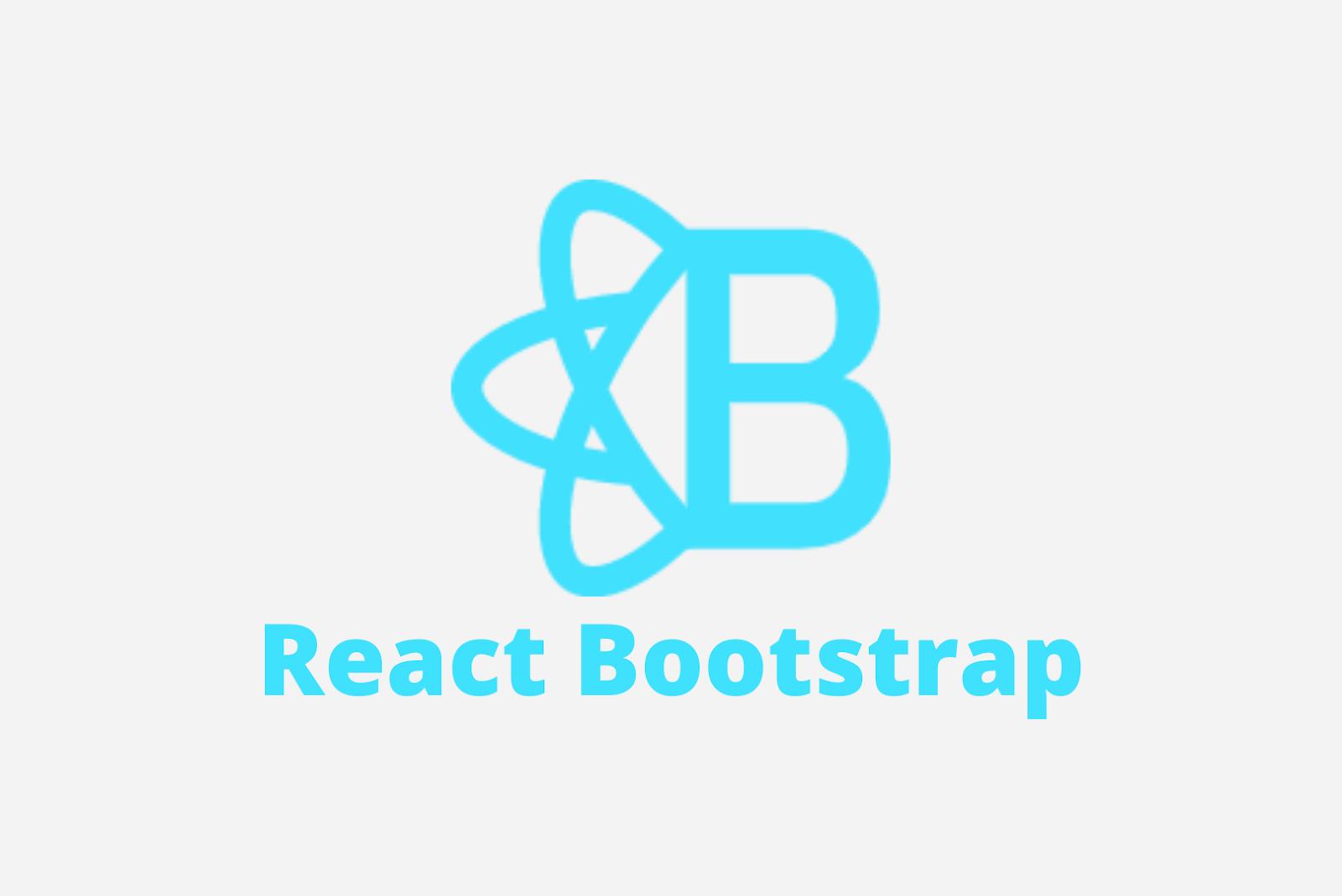React Bootstrap React Libraries 2020