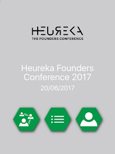 HEUREKA Founders Conference- screenshot thumbnail
