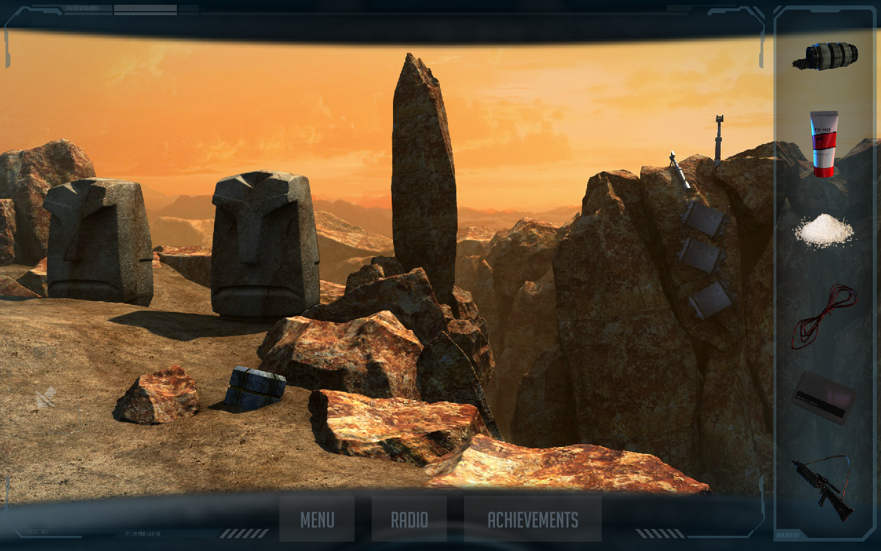 Morningstar: Descent Deadrock- screenshot