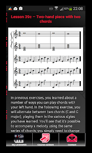 My Piano Lessons LITE screenshot 5