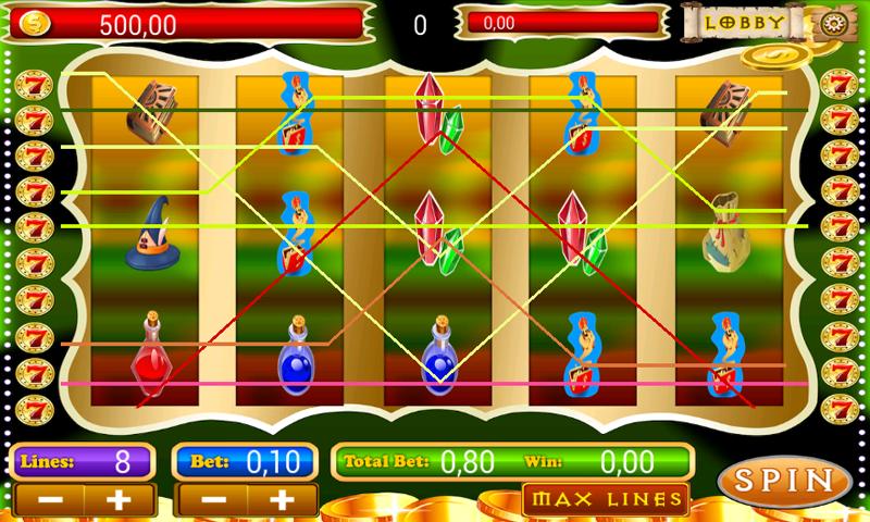 sizzling sevens slots free play