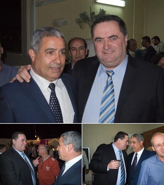 Photo: Mimuna 2012 006 - Politicians - Israel Katz