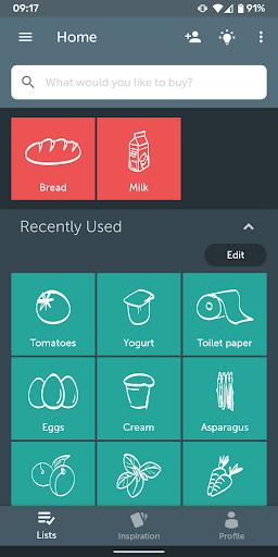 Bring! Grocery Shopping List 3.51.0 screenshots 7