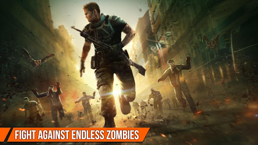 DEAD TARGET: Zombie Offline - Shooting Games 4.48.1.2 screenshots 15