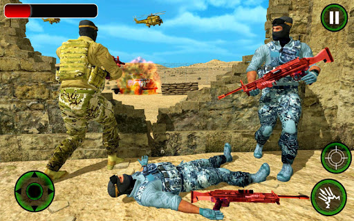 Cover Attack: Deadly Shooters 1.4 screenshots 3