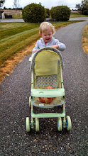 Photo: Going for a walk with baby