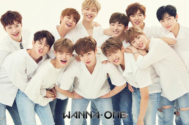 Image result for wanna one