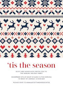 Holiday Sweater Season - Winter Holiday item