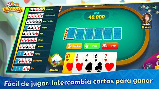 La Viuda ZingPlay: El mejor Juego de cartas Online screenshots 3