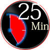 25 Minutes Timer with Progress Notification APK