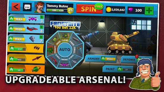 Hack Game Tank to Tank apk free