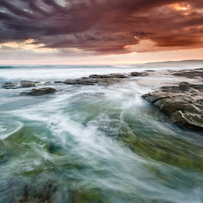 In Another World by Jason Asher - Landscapes Waterscapes