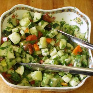 Deli Style Health Salad.
