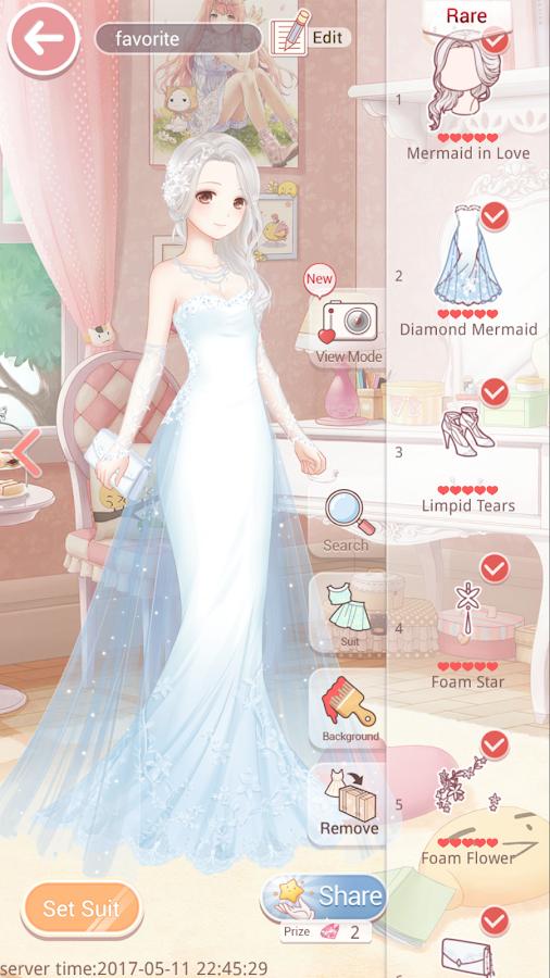 Jogos de apple white dress up