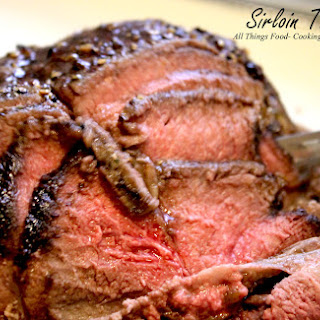 Sirloin Tip Roast - West Ridge Farms-Premium Beef.