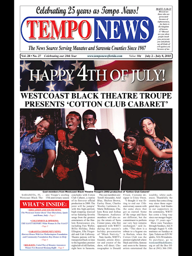 Tempo News Florida