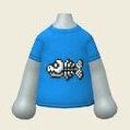 アクアリウムシャツ