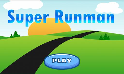Super Runman