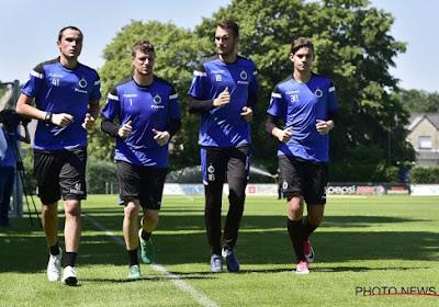 Malgré ses bonnes prestations, Bruges devrait laisser partir ce gardien