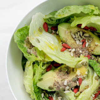 Detox Energy Salad.
