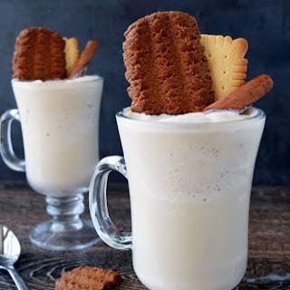 Frozen Chai Tea Milkshake