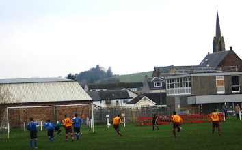 Photo: 19/11/11 - Saltcoats Victoria v Darvel Juniors (Scottish Junior Cup Round 2 at Darvel Juniors FC) 0-8 - contributed by Mike Latham