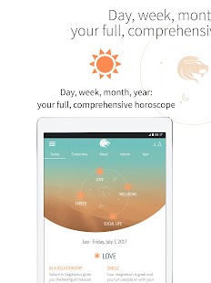 iHoroscope - Daily Zodiac Horoscope & Astrology- screenshot thumbnail