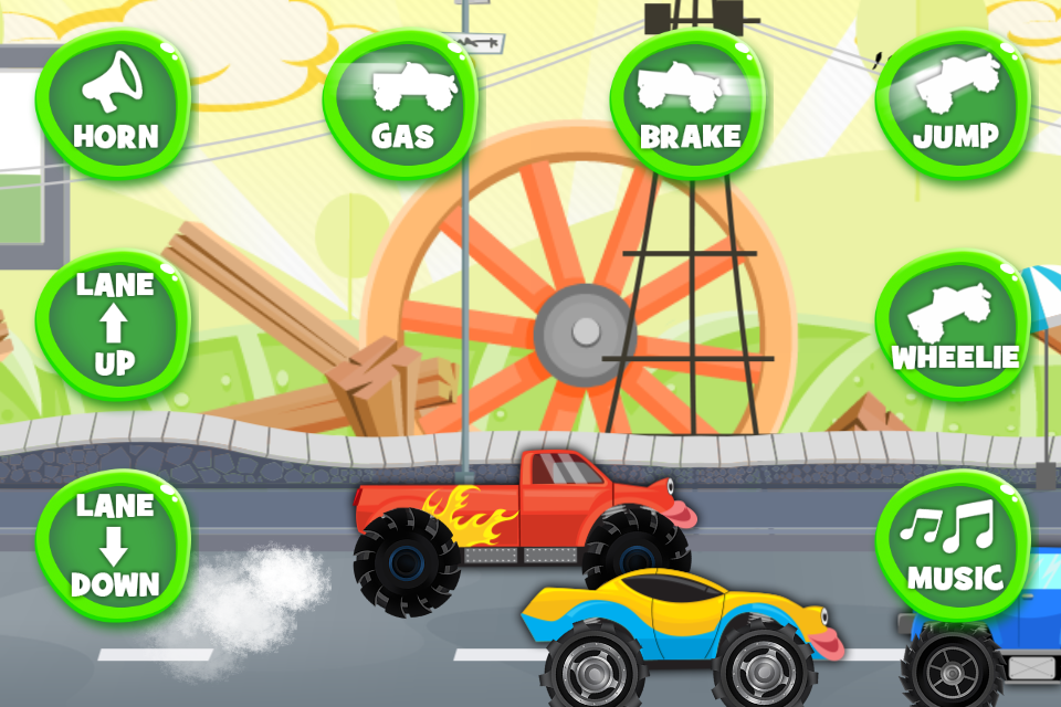 Fun Kids Cars- screenshot