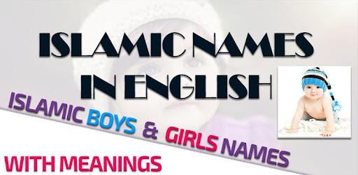 Bacho Ke Islamic Naam With Meanings - Apps on Google Play