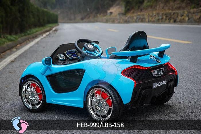 Xe hơi điện kiểu dáng thể thao LBB-158 12