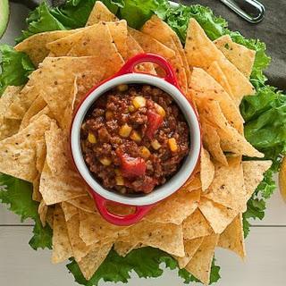 5-minute Vegetarian Chili