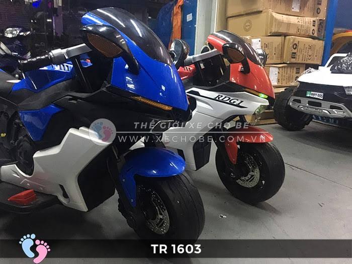 Xe moto điện thể thao Yamaha TR1603 10