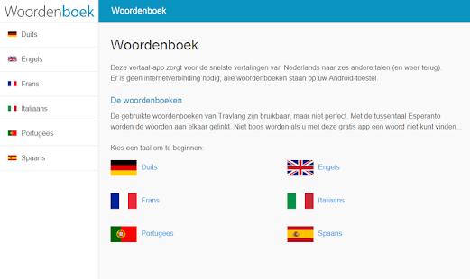 Woordenboek - 6 talen vertalen - Apps on Google Play