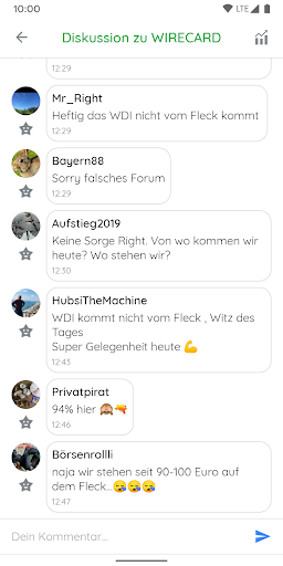 Börse & Aktien - BörsennewsApp  screenshots 7