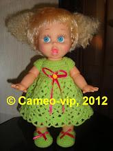 Photo: №F8. 250грн.Комплект из 3-х единиц Baby Face Galoob: платье+трусики с оборочкой+ туфельки. Можно заказывать по отдельности!