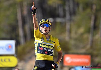 """Wat verwacht Roglic van de Amstel Gold Race? """"Tot op heden heb ik in Nederland al vaker gefeest en bier gedronken dan gekoerst"""""""